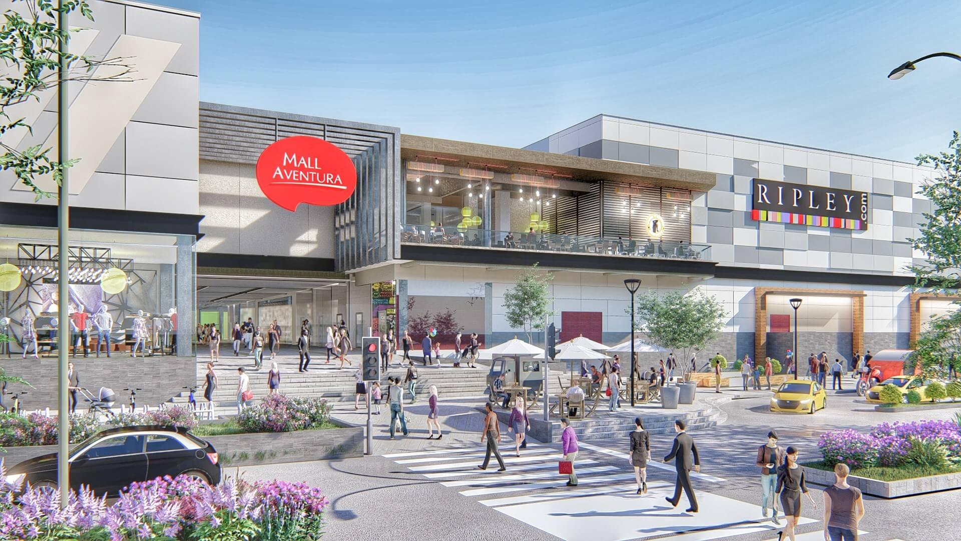 Mall Aventura Chiclayo abre sus puertas desde el 15 de abril