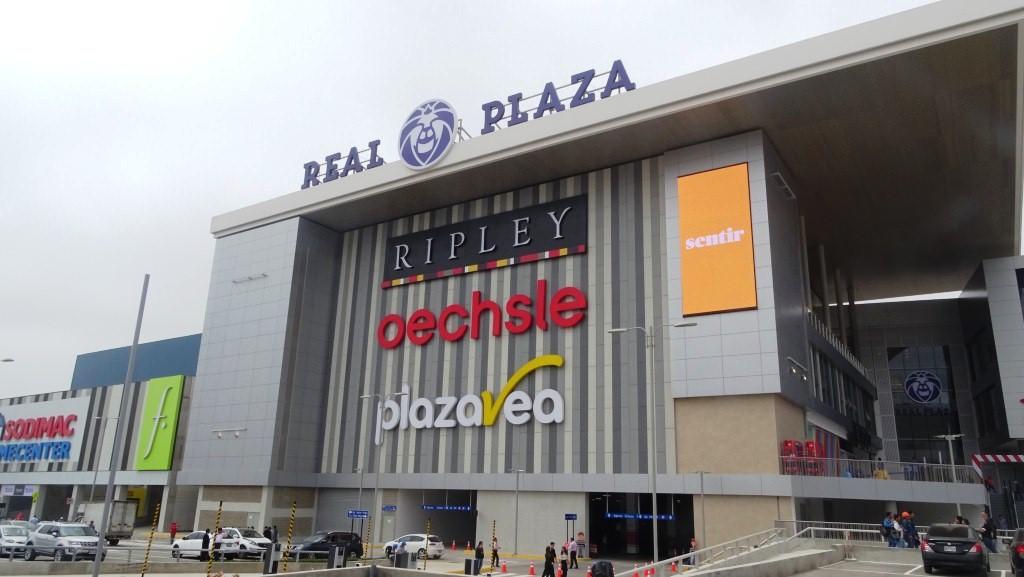 Real Plaza anunció que en sus 21 malls solo operarán bancos, supermercados y farmacias
