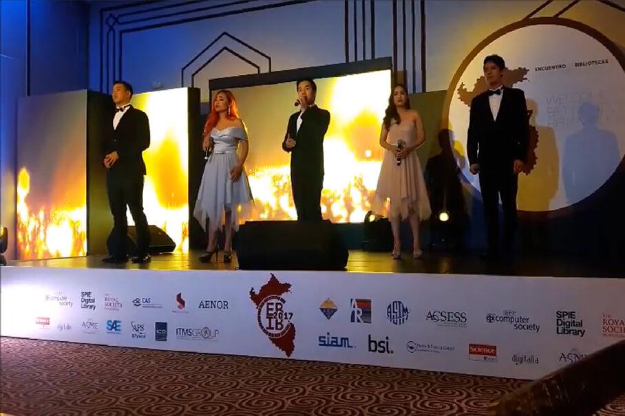 Evento EBIB 2017