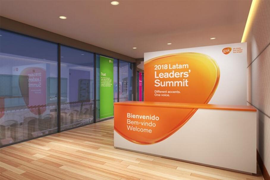 Evento Latam Leaders´ Summit