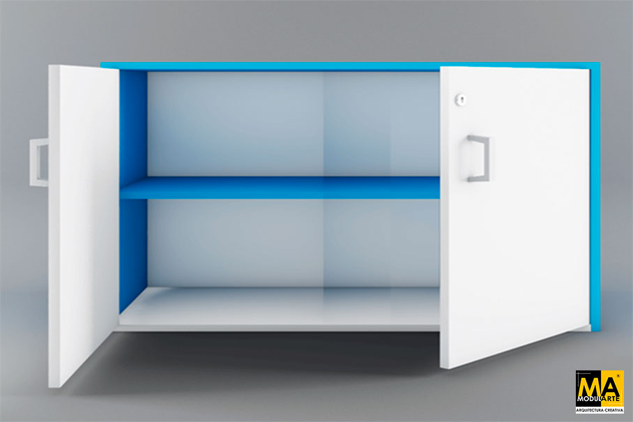 Modularte arquitectura creativa for Diseno de muebles software