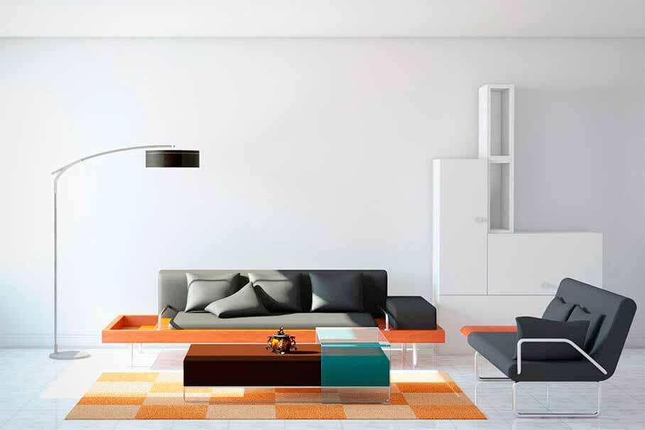 Diseño de Sala 6x4