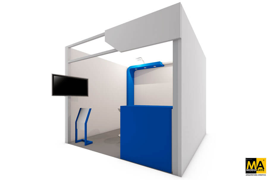 Stand Design for Fair