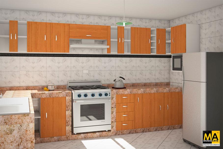 Diseño y Remodelación de Cocina