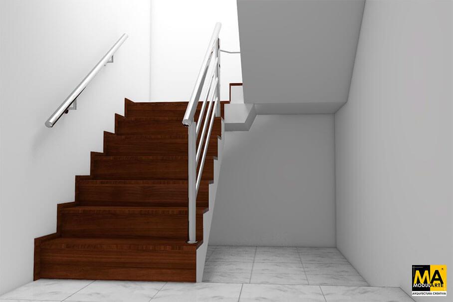 Diseño y Remodelación de Escaleras