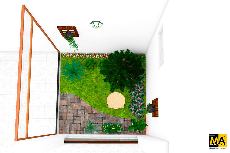 Garden Design and Restyling 1