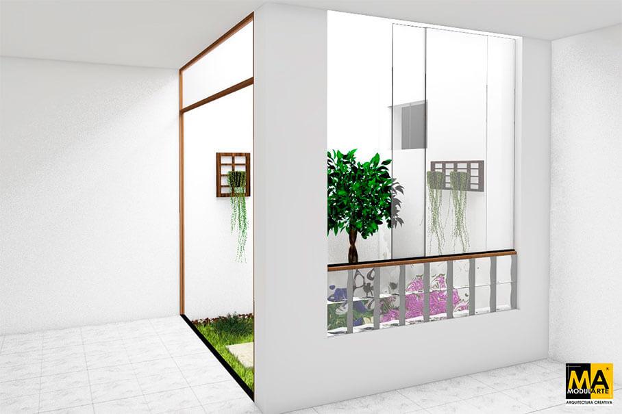 Diseño y Remodelación de Jardín 2