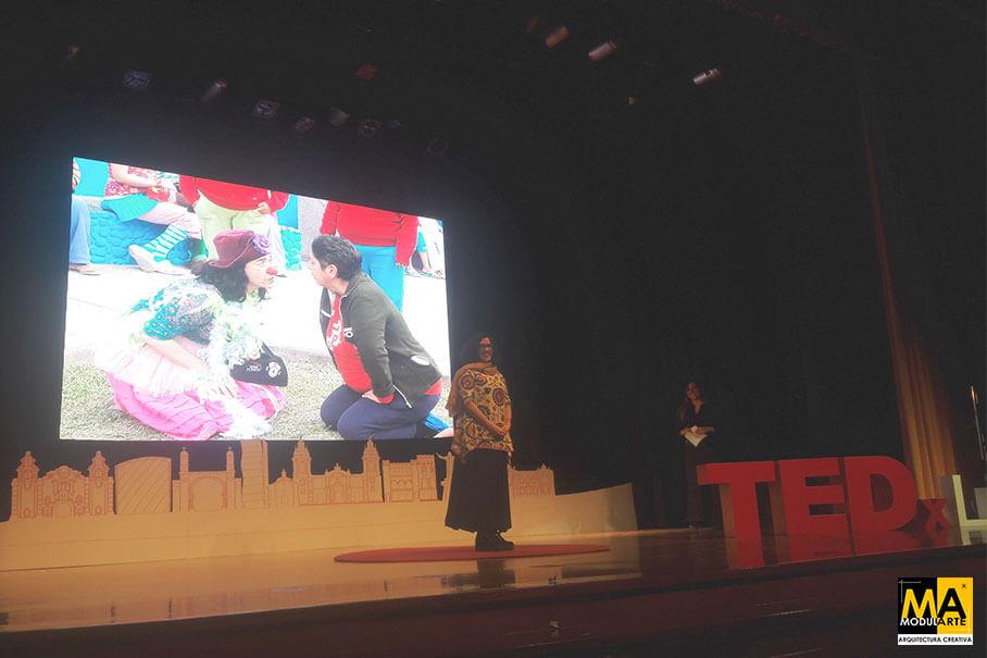 Evento TEDXLIMA