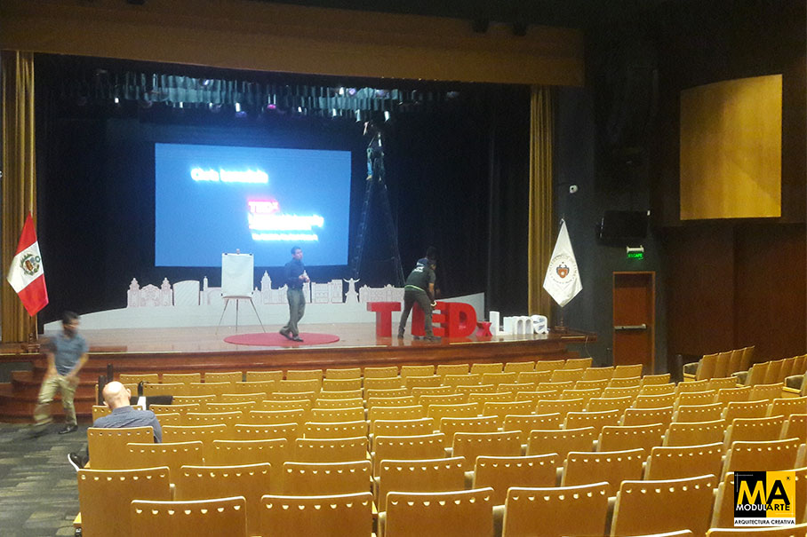 TEDXLIMA Event
