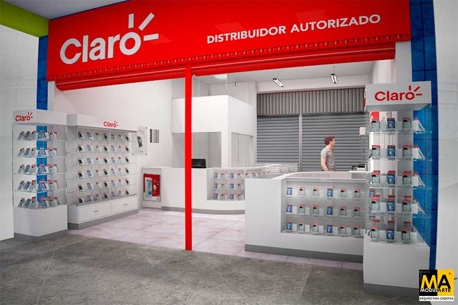 Local Comercial 2 Distribuidor Autorizado de Claro