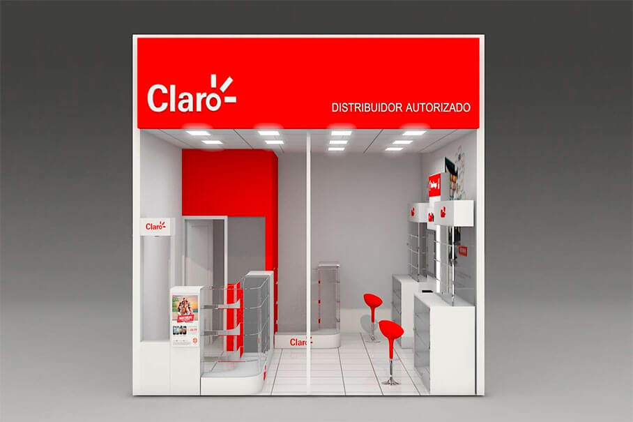 Local Comercial 3 Distribuidor Autorizado de Claro