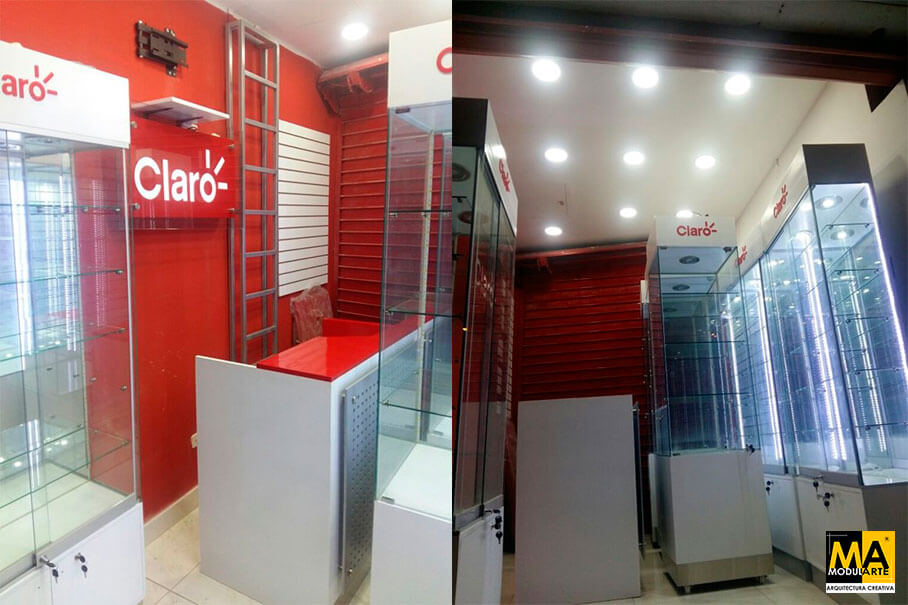 Local Comercial 4 Distribuidor Autorizado de Claro
