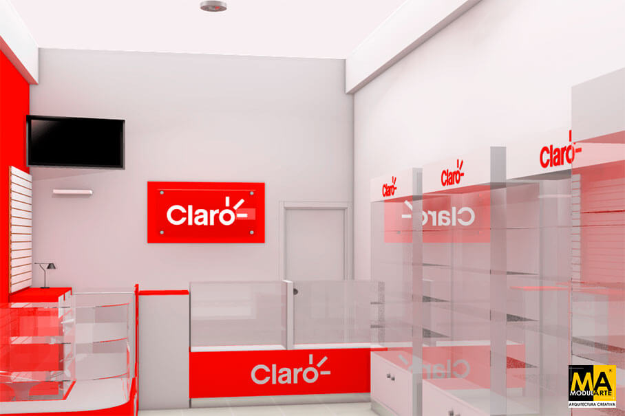 Local Comercial 5 Distribuidor Autorizado de Claro