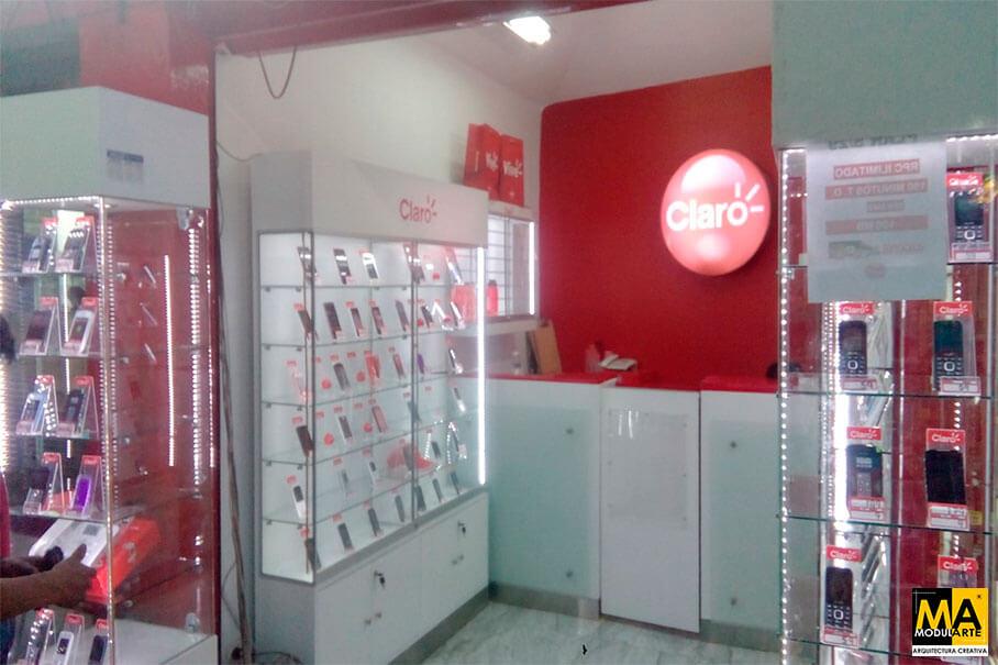 Local Comercial Distribuidor Autorizado de Claro