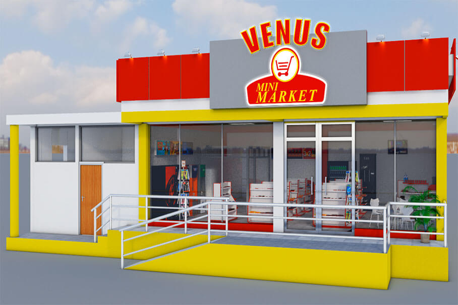 Local Comercial Minimarket Venus