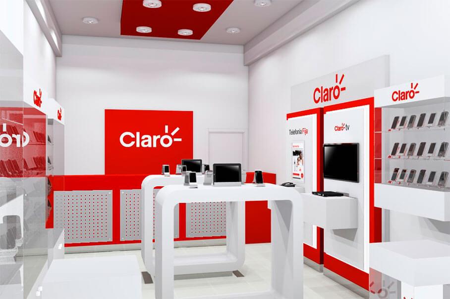 Local Comercial Smart Center de Claro