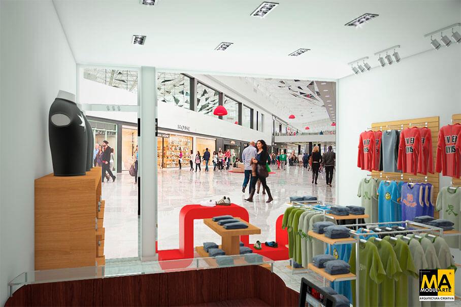 Local Comercial Tienda Deportiva