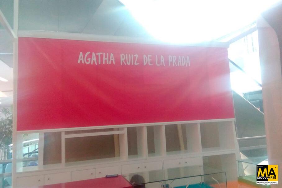 Modulo Agatha Ruiz de la Prada