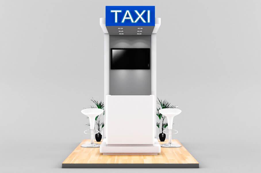 Modulo Comercial Taxi Directo