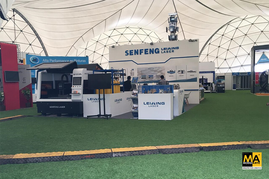Stand SENFENG LEIMING LASER