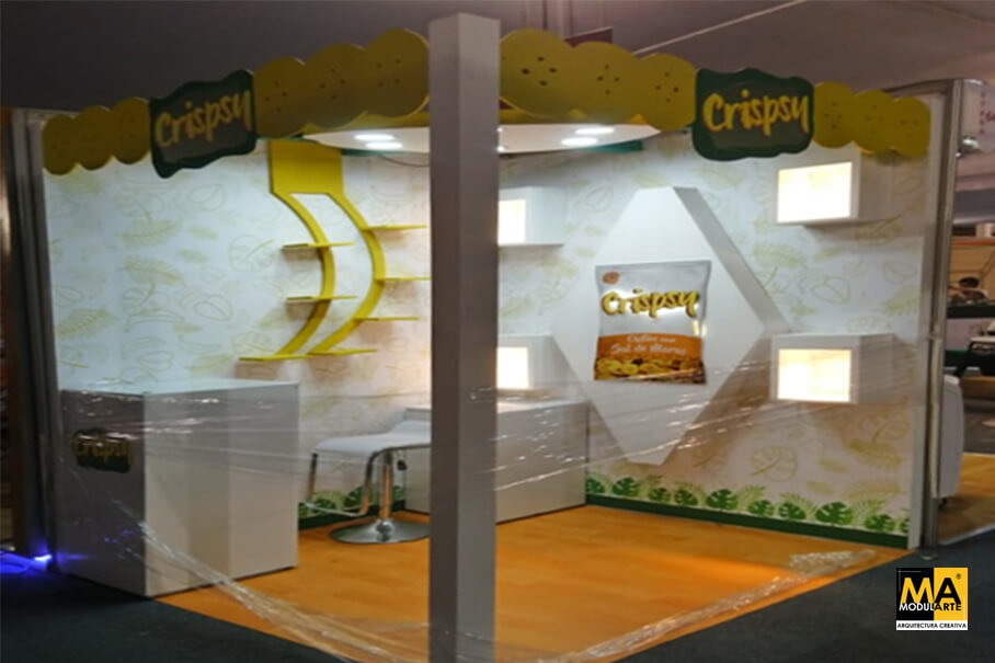 Stand Crispsy (Feria ADEX)