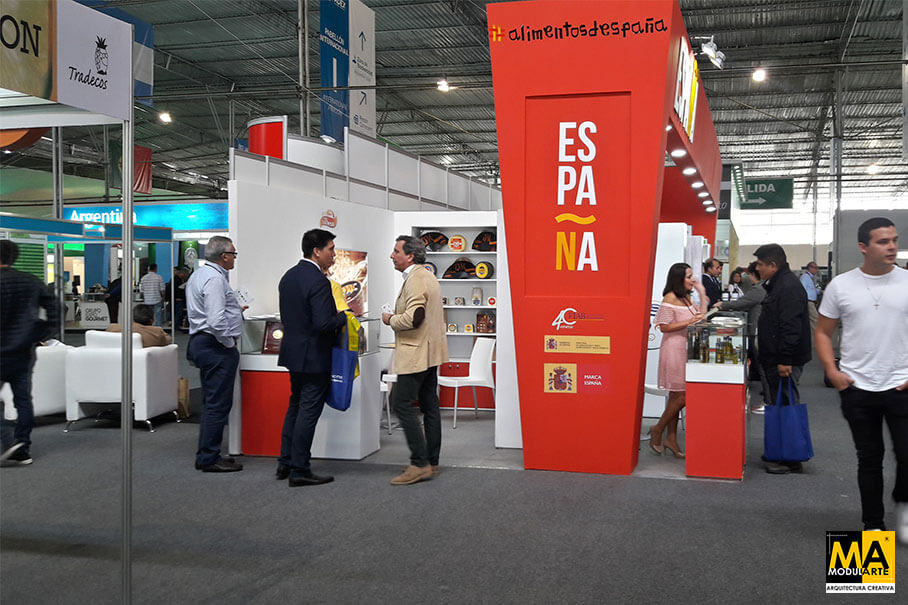FIAB Spain Stand