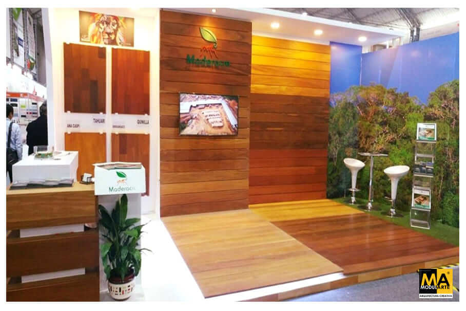 Stand Maderacre (Feria EXCON) 2017