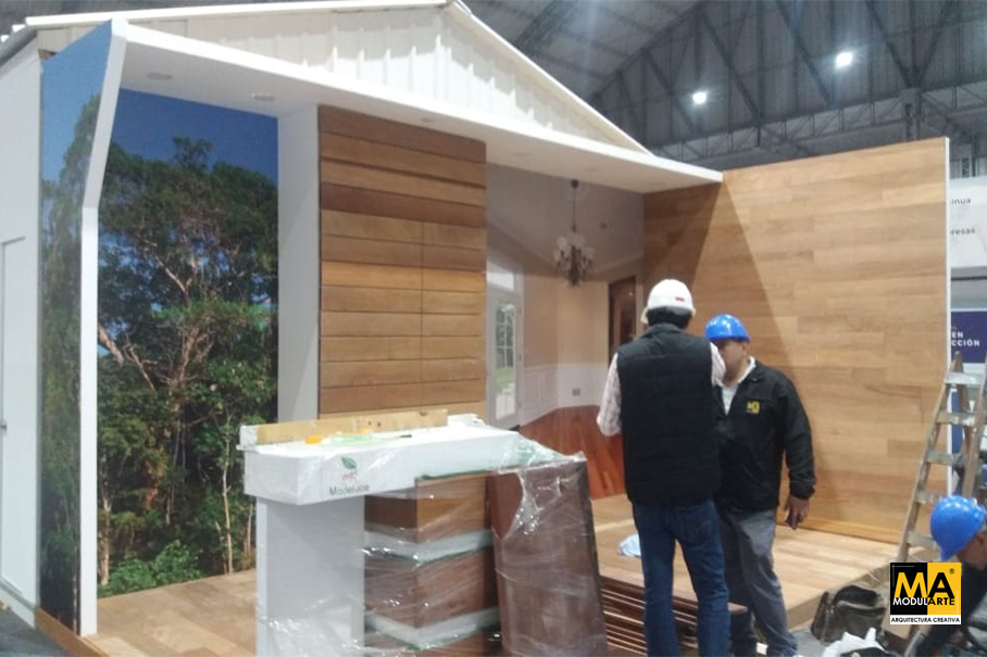Stand Maderacre (Feria EXCON) 2018
