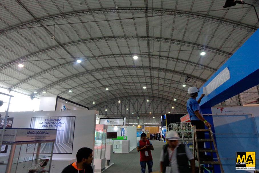 Stand para Feria Tenminste SAC Expotextil 2015