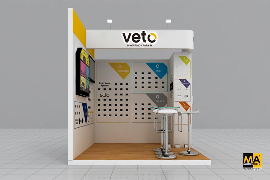 Stand Veto (Feria EXCON)