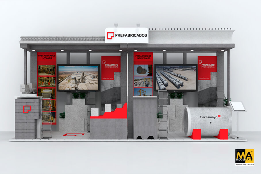 Stands Pacasmayo (Evento Corporativo) 1era parte