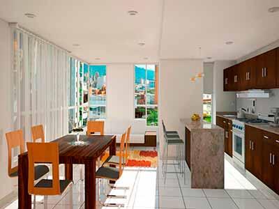Diseño de Casas y Departamentos
